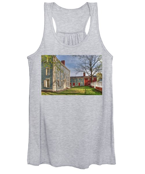 Royall House And Slave Quarters Women's Tank Top