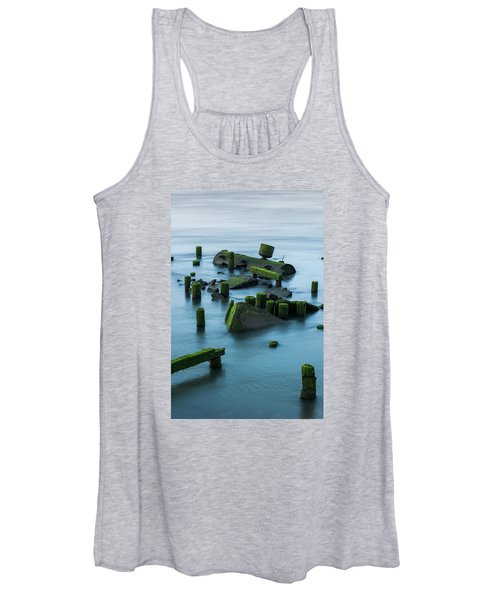 Ruins Of The Day Women's Tank Top