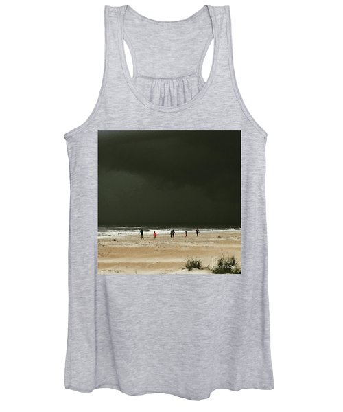 Run Women's Tank Top