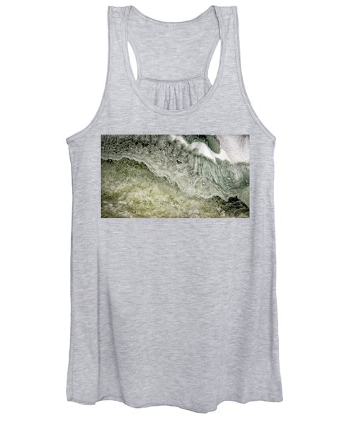 Rushing Water Women's Tank Top