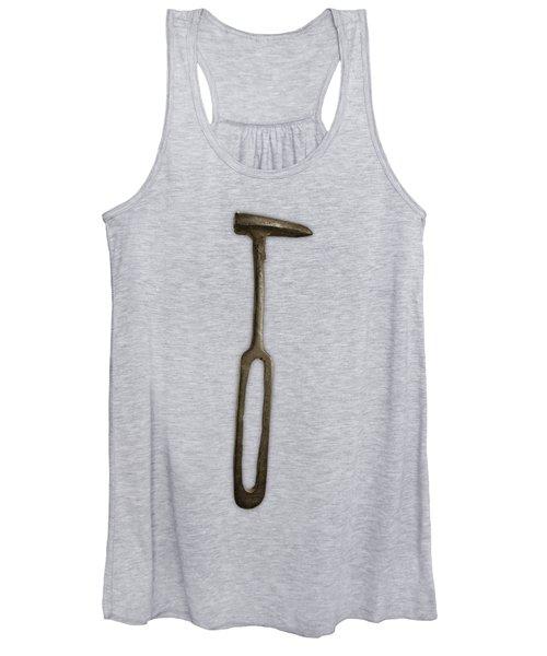 Rustic Hammer Women's Tank Top