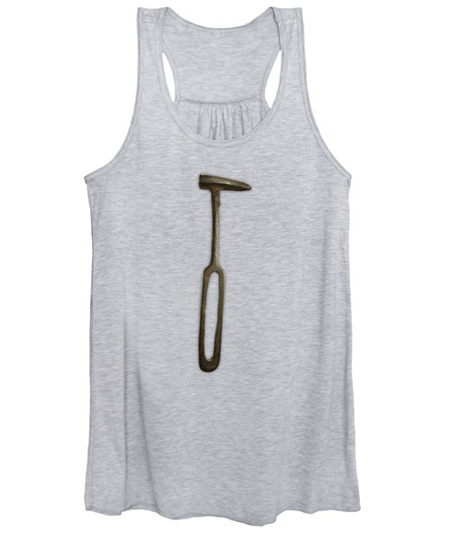 Rustic Hammer Women's Tank Top