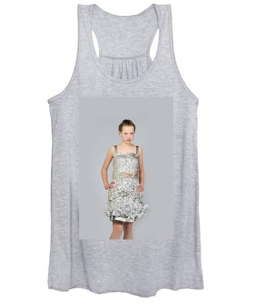 Nicoya In Dress Secondary Fashion 2 Women's Tank Top