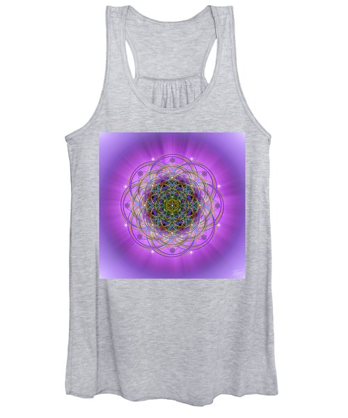 Sacred Geometry 715 Women's Tank Top