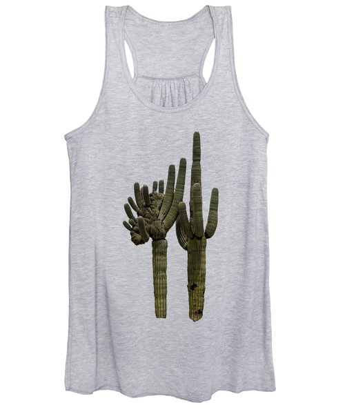 Saguaro Duo Women's Tank Top