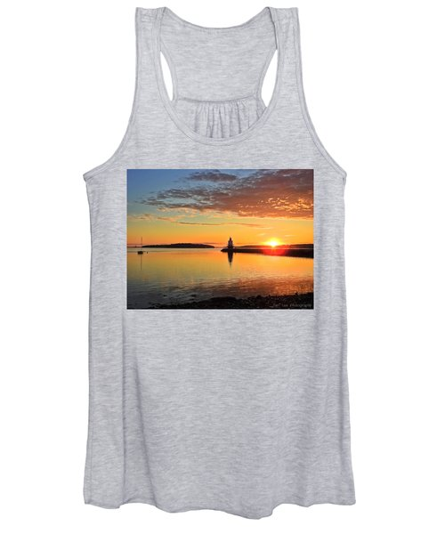 Sail Into The Sunrise Women's Tank Top
