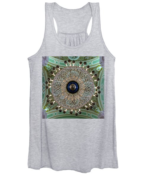 Saints Peter And Paul Fortress Women's Tank Top