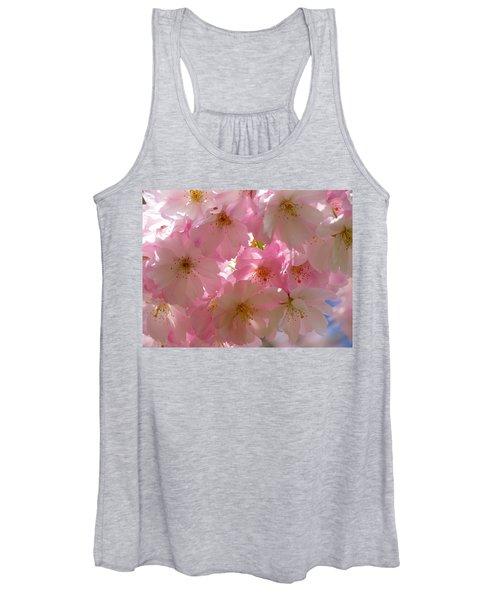 Sakura - Japanese Cherry Blossom Women's Tank Top