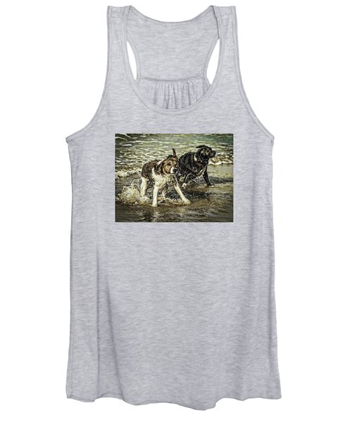 Salt And Shake Women's Tank Top