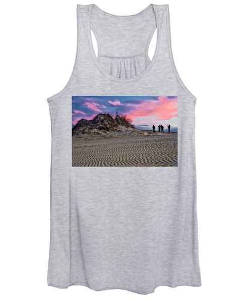 Sand Dunes Of Kitty Hawk Women's Tank Top