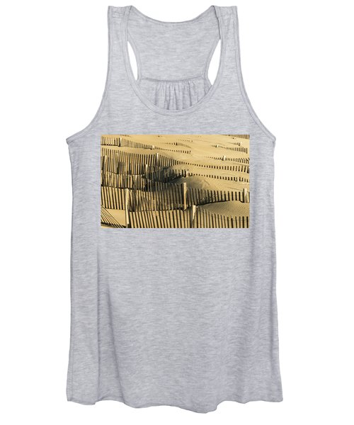 Sand Dunes Of The Outer Banks Women's Tank Top