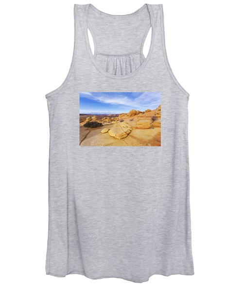 Sandstone Wonders Women's Tank Top