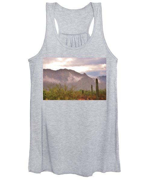 Santa Catalina Mountains II Women's Tank Top