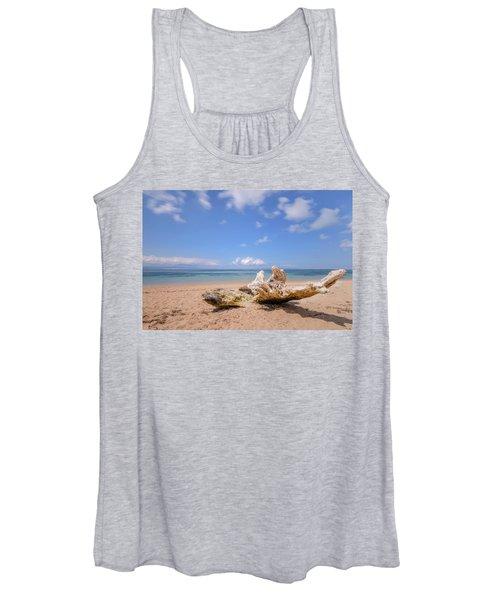 Sanur Beach - Bali Women's Tank Top