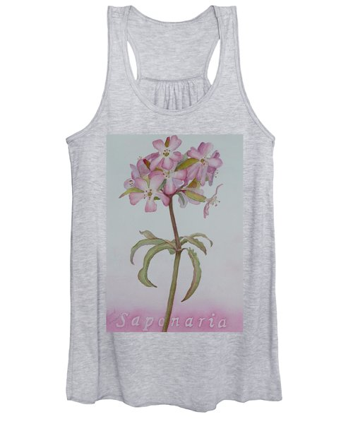 Saponaria Women's Tank Top
