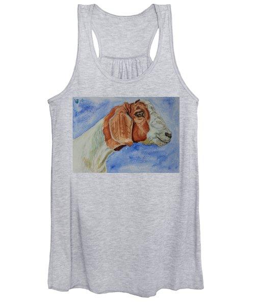 Sara's Goat Women's Tank Top