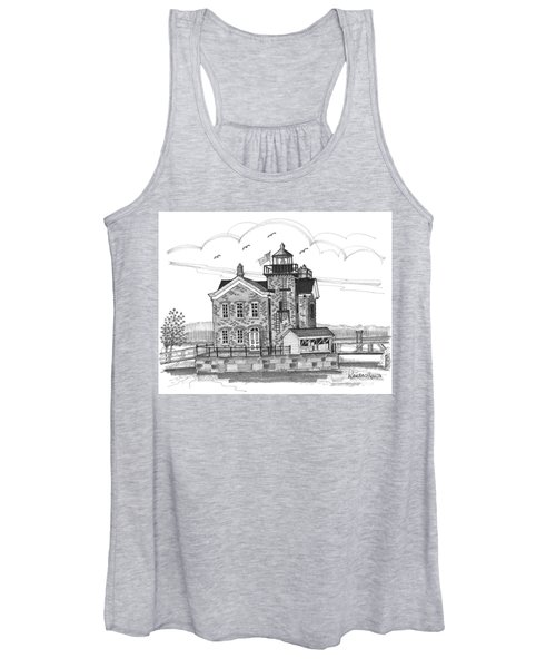 Saugerties Lighthouse Women's Tank Top