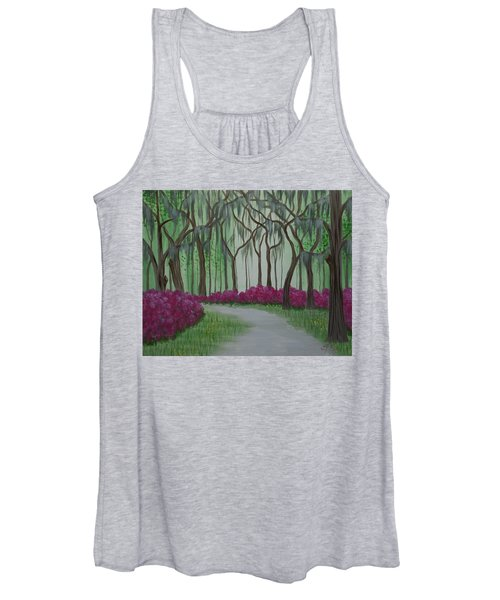 Savannah Spring Women's Tank Top