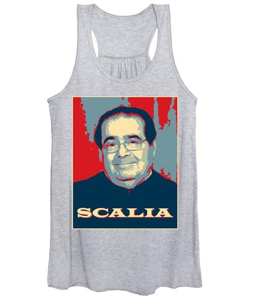 Scalia Women's Tank Top