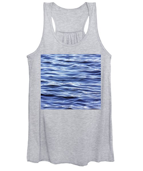 Women's Tank Top featuring the photograph Scanning For Dolphins by Rick Locke