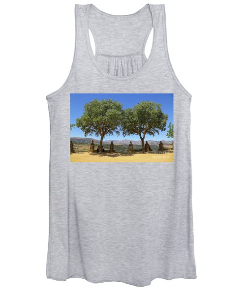 Scapes Of Our Lives #29 Women's Tank Top