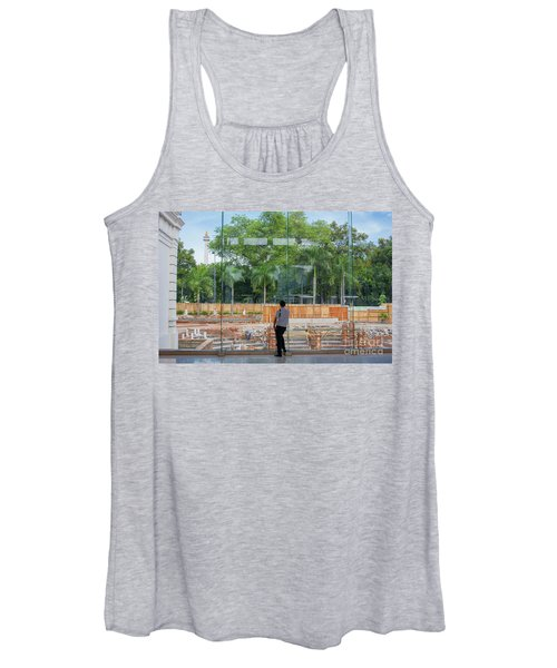 Scapes Of Our Lives #7 Women's Tank Top