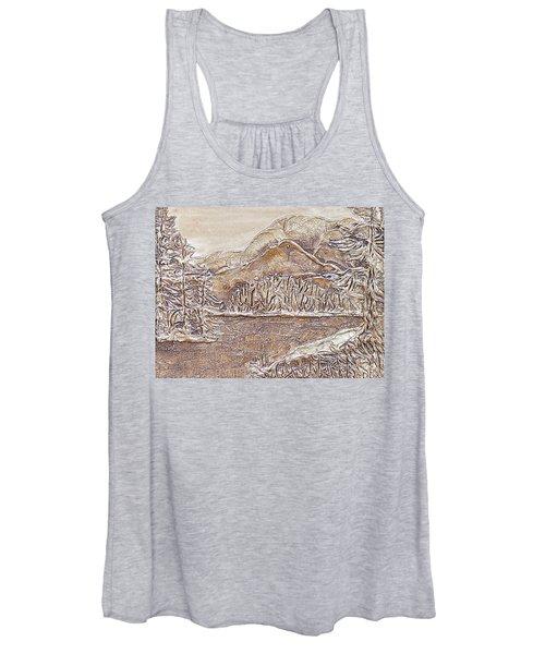 Scareface Mountain Women's Tank Top