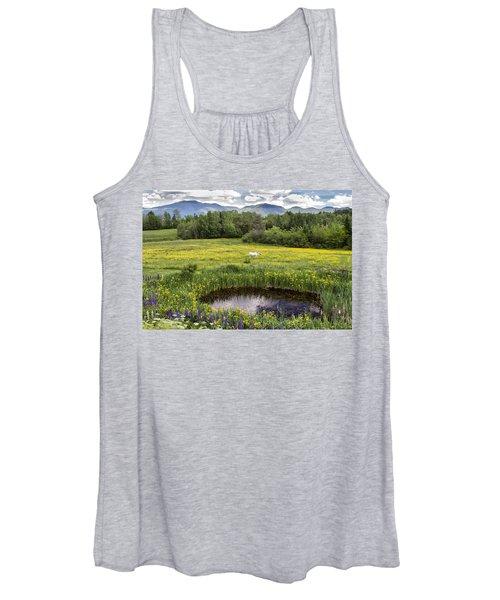 Scenic Pasture Women's Tank Top