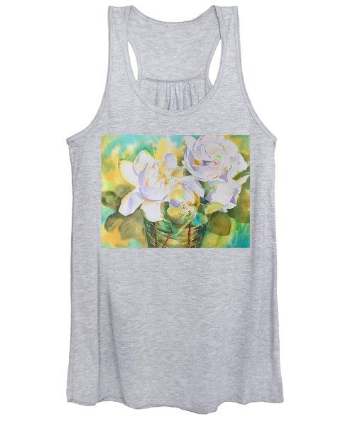 Scent Of Gardenias  Women's Tank Top