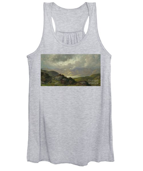 Scottish Landscape Women's Tank Top