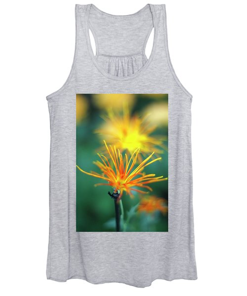 Scraggly Mum Women's Tank Top