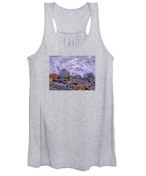 Sea Covers All  Women's Tank Top