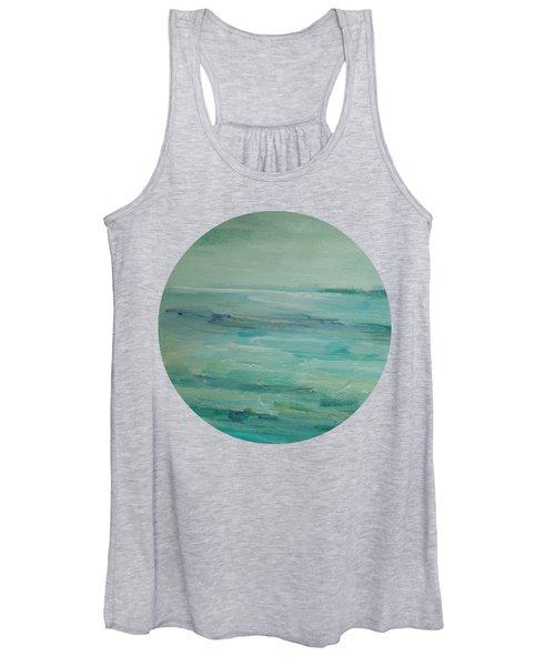 Sea Glass Women's Tank Top