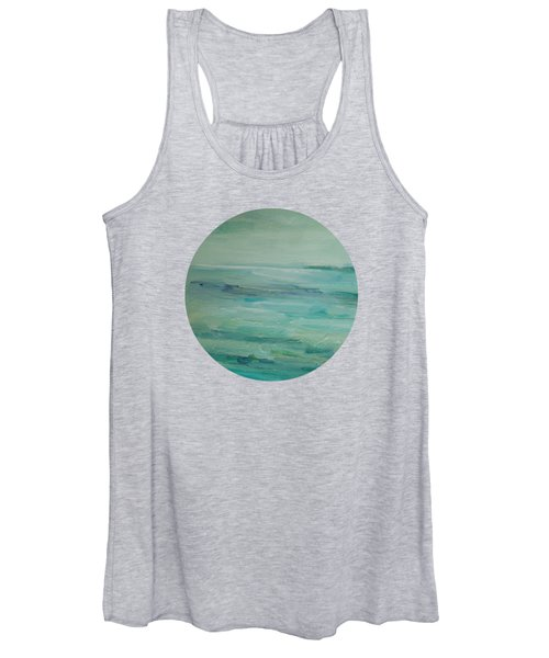 Sea Glass Women's Tank Top