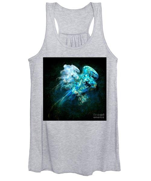 Sea Jellyfish Women's Tank Top