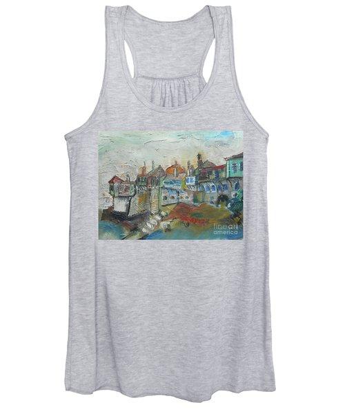 Sea Shore Village Women's Tank Top