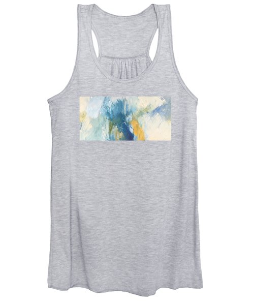 Sea Sky Sun Women's Tank Top