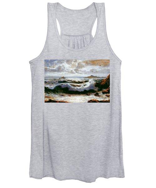Sea Storm Women's Tank Top