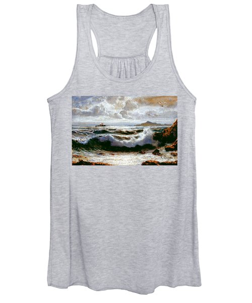 Sea Storm Women's Tank Top