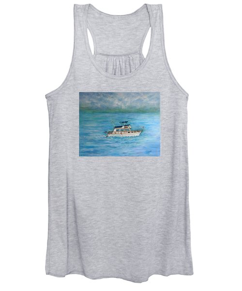 Seascape Women's Tank Top
