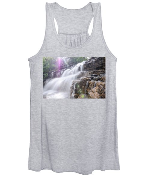 Secret Waters Flow Women's Tank Top
