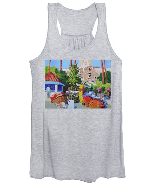 See The Local Sites Women's Tank Top
