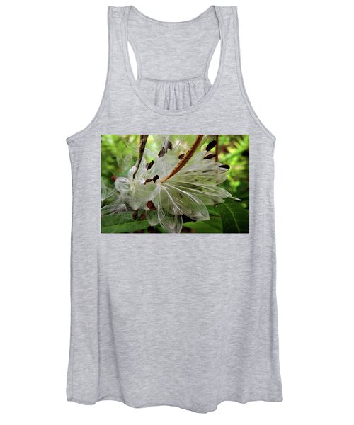 Seed Pods Women's Tank Top