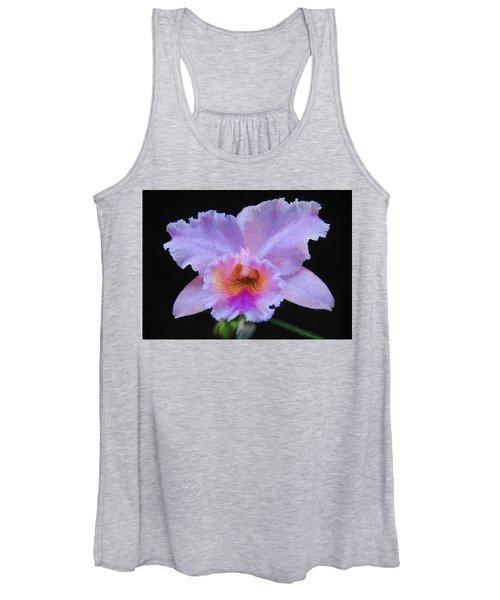Serendipity Orchid Women's Tank Top