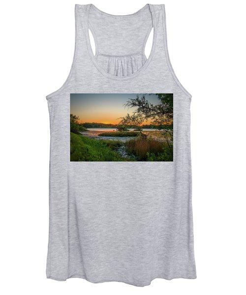 Serene Sunset Women's Tank Top