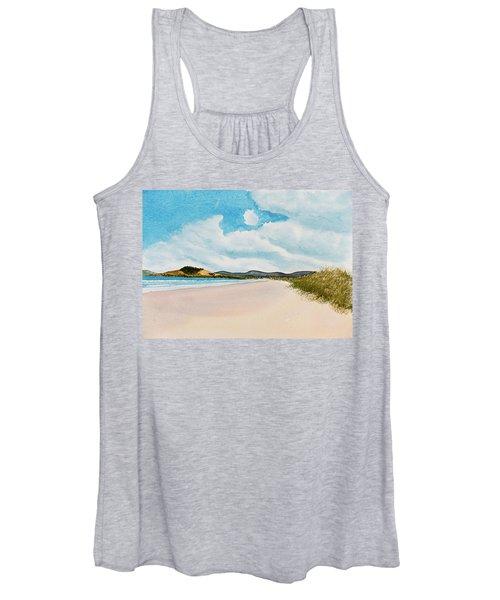 Seven Mile Beach On A Calm, Sunny Day Women's Tank Top