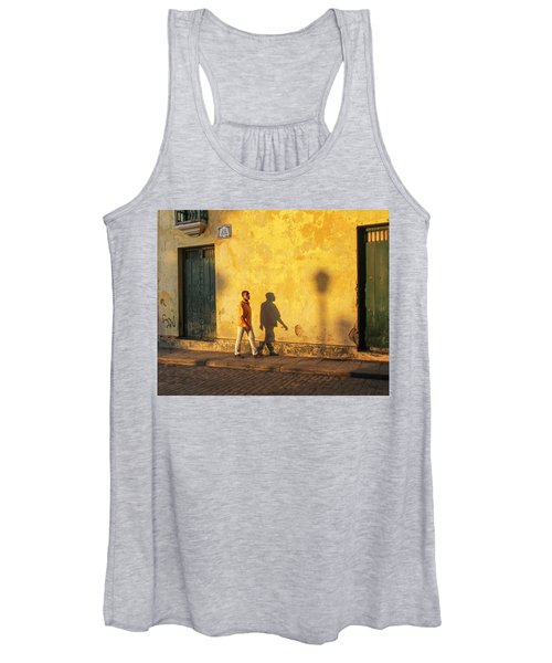 Shadow Walking Women's Tank Top