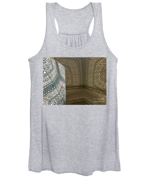 Shadows  Women's Tank Top