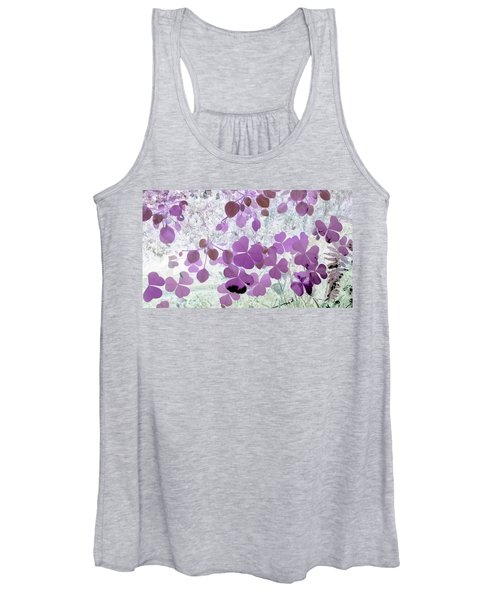 shamrocks #2A Women's Tank Top