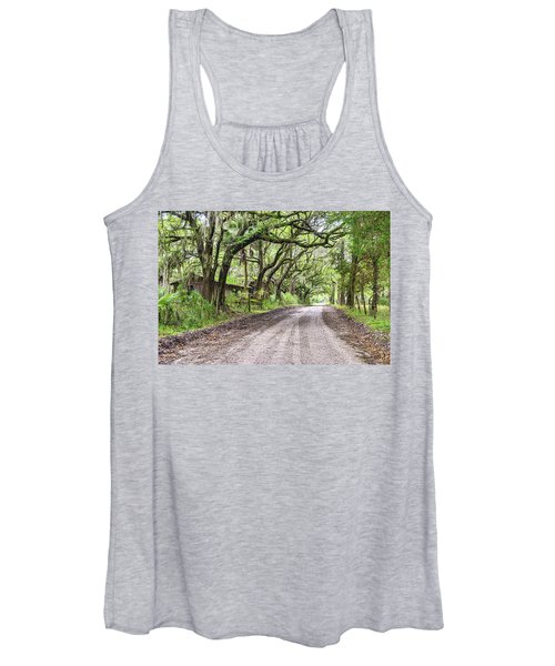 Sheep Farm On Witsell Rd Women's Tank Top